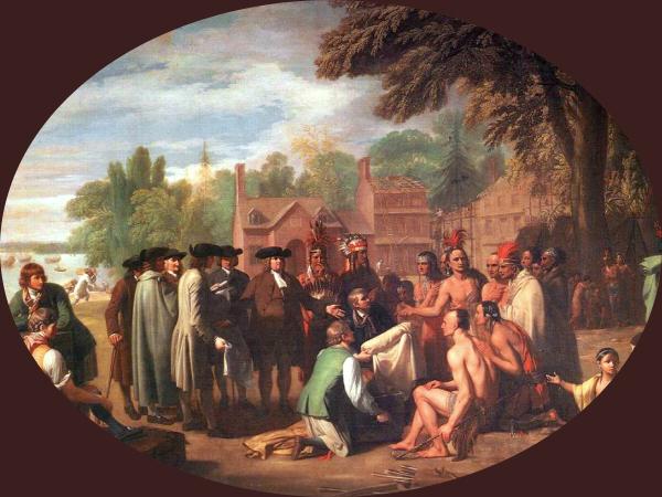 Chief Opechancanough